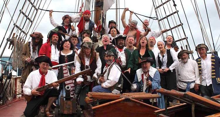 riverfest pirates in dublin