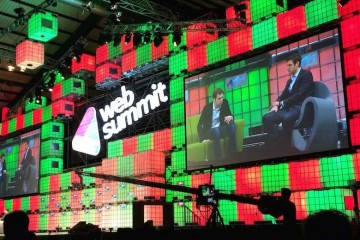 Web Summit 2014 in Dublin