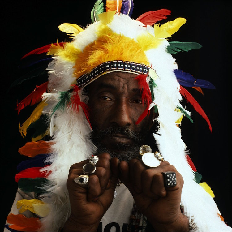 Lee Scratch Perry - Dublin Music Film Festival 2016
