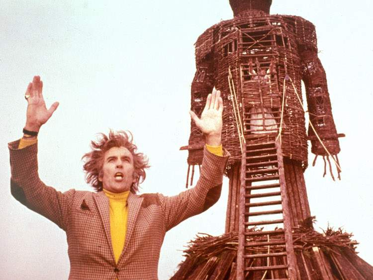 The Wicker Man at Haunted Landscapes