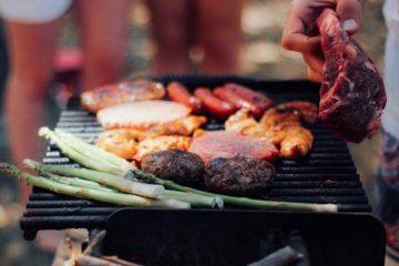 BBQ time at The Big Grill Festival in Dublin
