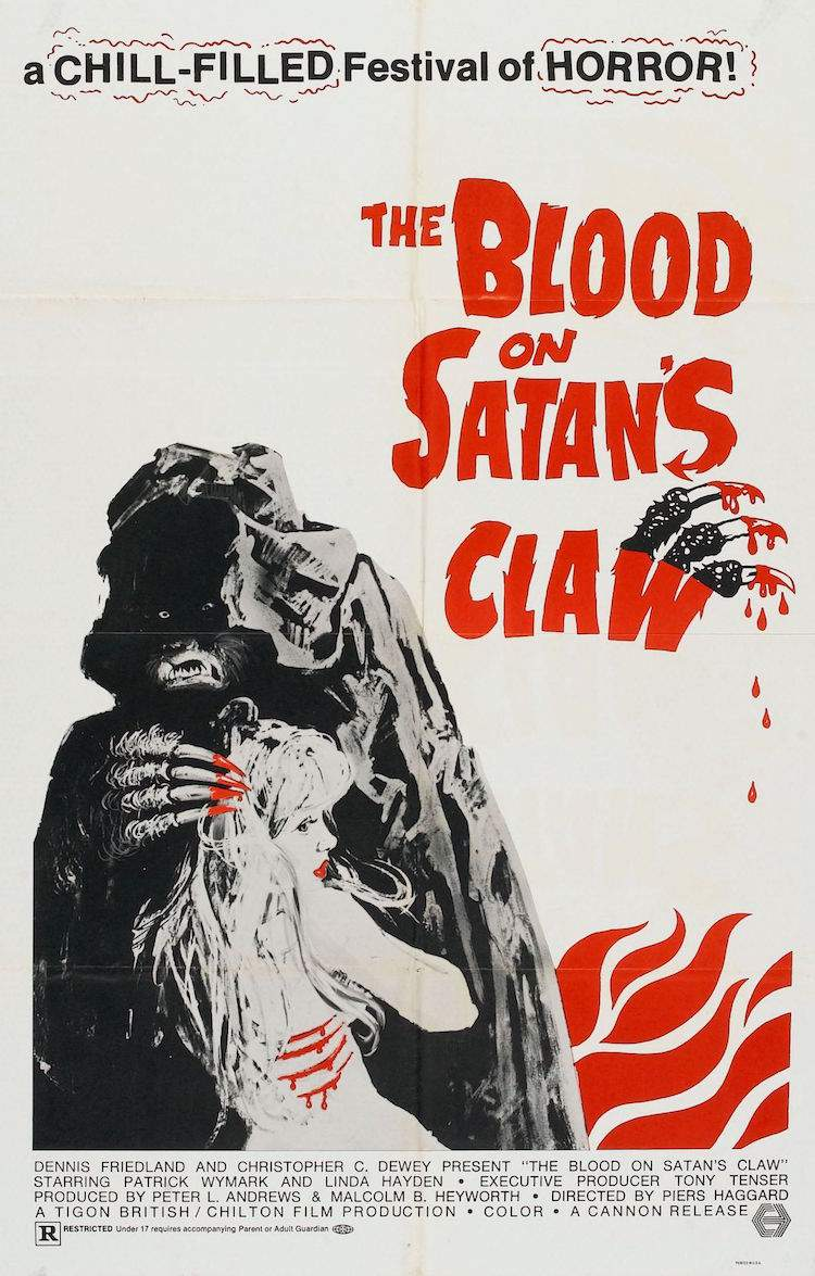 The Blood on Satan's Claw at Haunted Landscapes