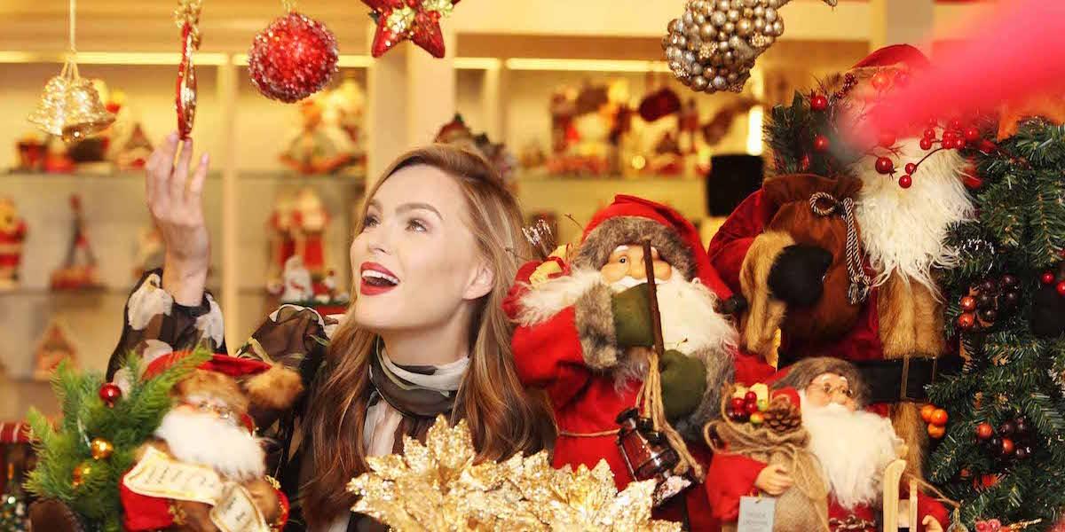 Brown Thomas Christmas Marke