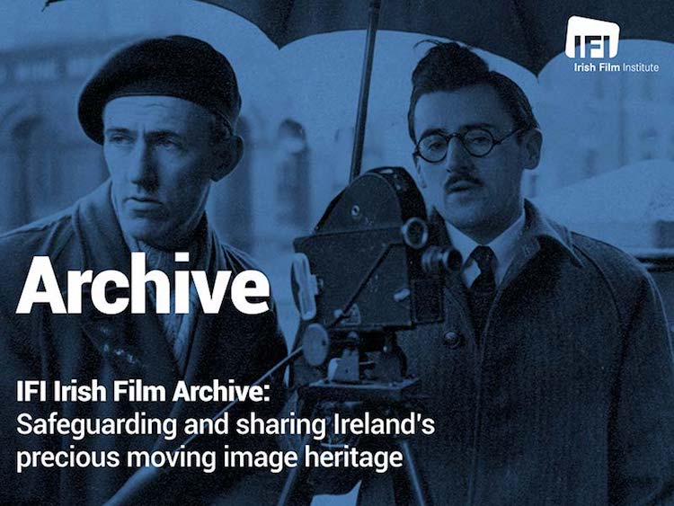 IFI Film Archive poster