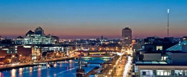 Dublin by night - Dub Web Fest 2016