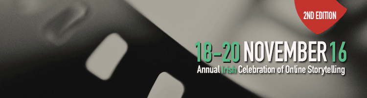 Dub Web Fest 2016 banner