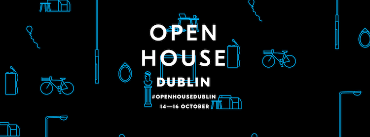 Open House Dublin 2016 banner