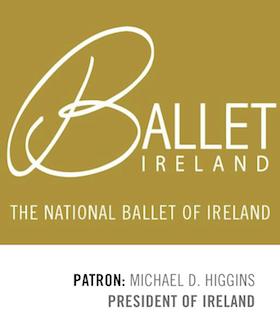 Ballet Ireland logo