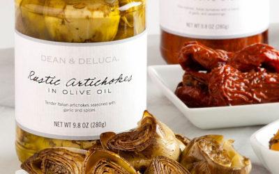 Dean & DeLuca Rustic Artichokes in Olive Oil