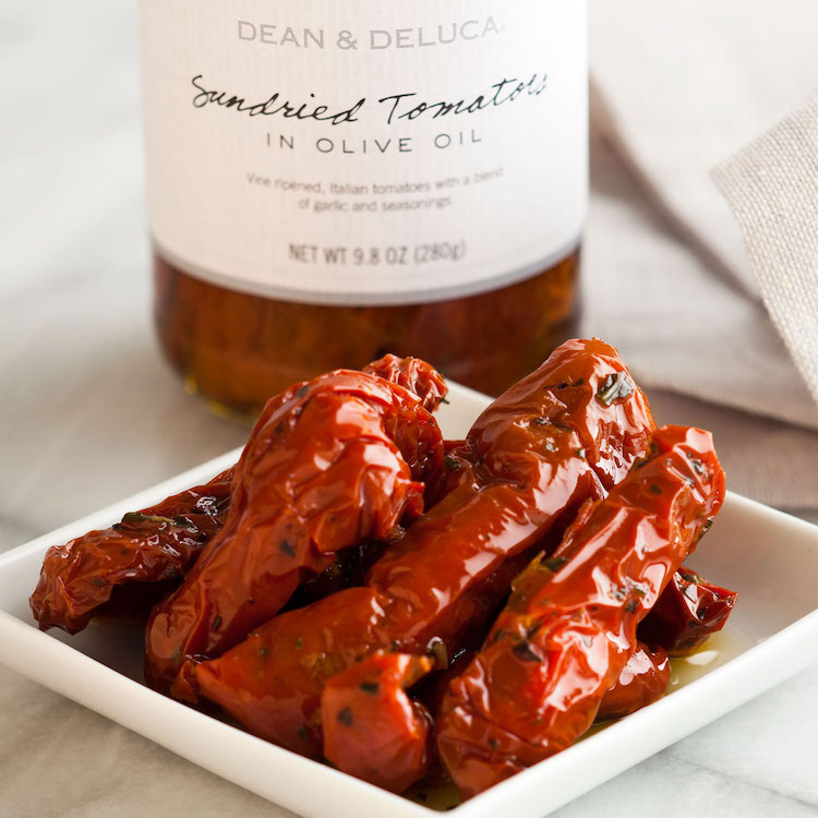 Dean DeLuca Sundried Tomatoes in olive oil