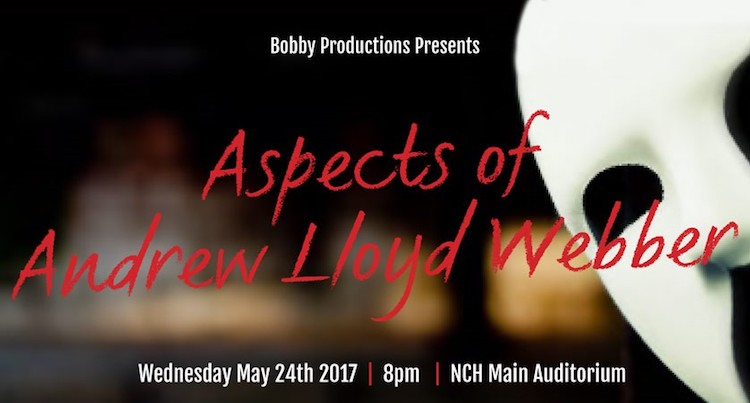 Aspects of Andrew Lloyd Webber @ NCH