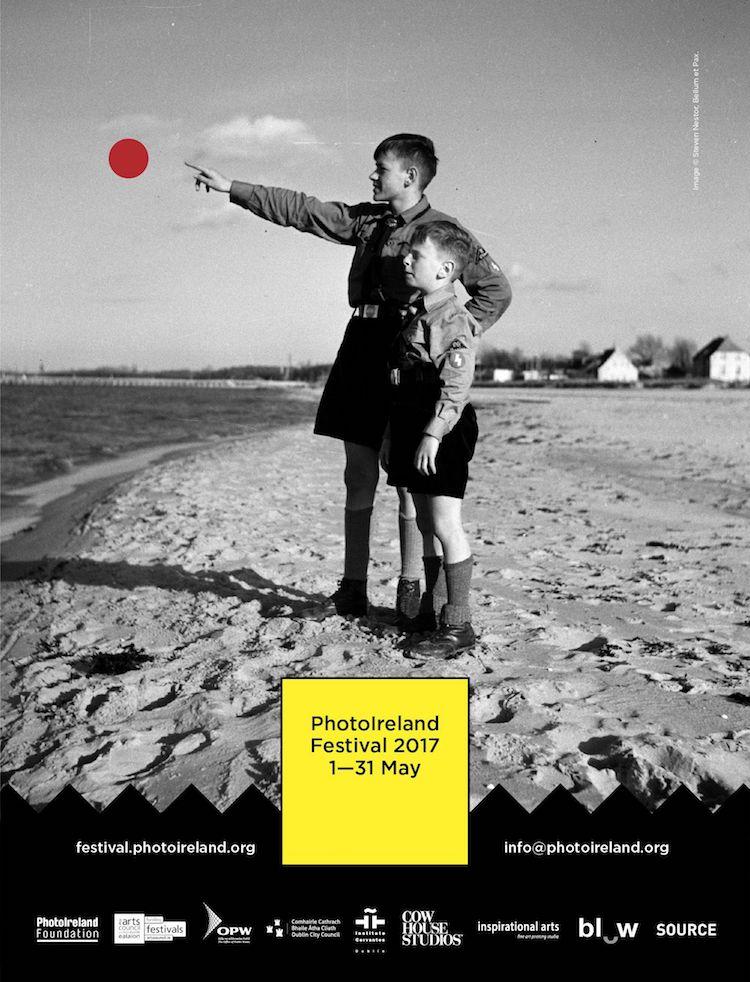 PhotoIreland Festival 2017 poster