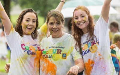 Irish Cancer Society Colour Dash