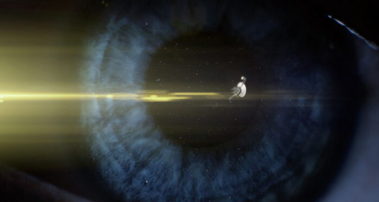 Still from The Farthest