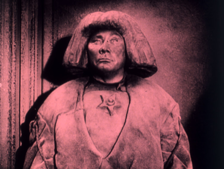 THE GOLEM: HOW HE CAME INTO THE WORLD @ IFI