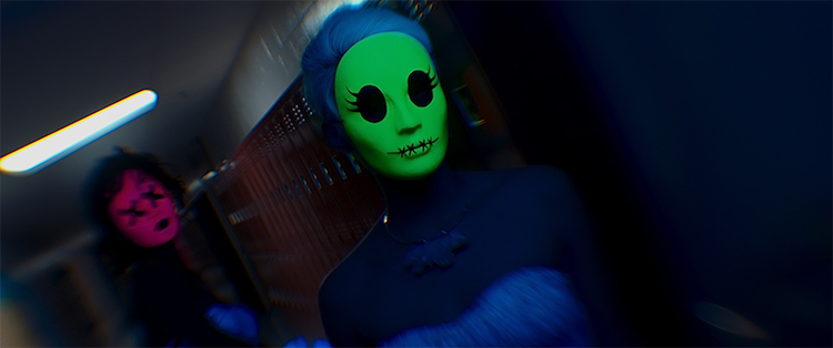 Tragedy Girls @ HORRORTHON