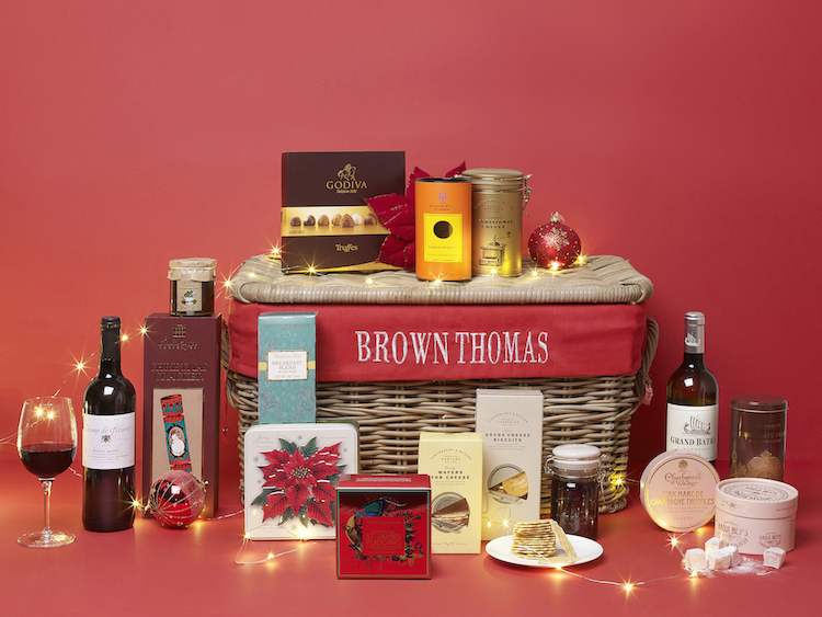 Brown Thomas Eat Drink and Be Merry Hamper