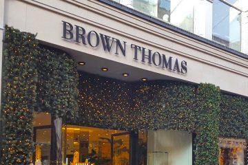 Brown Thomas at Christmas