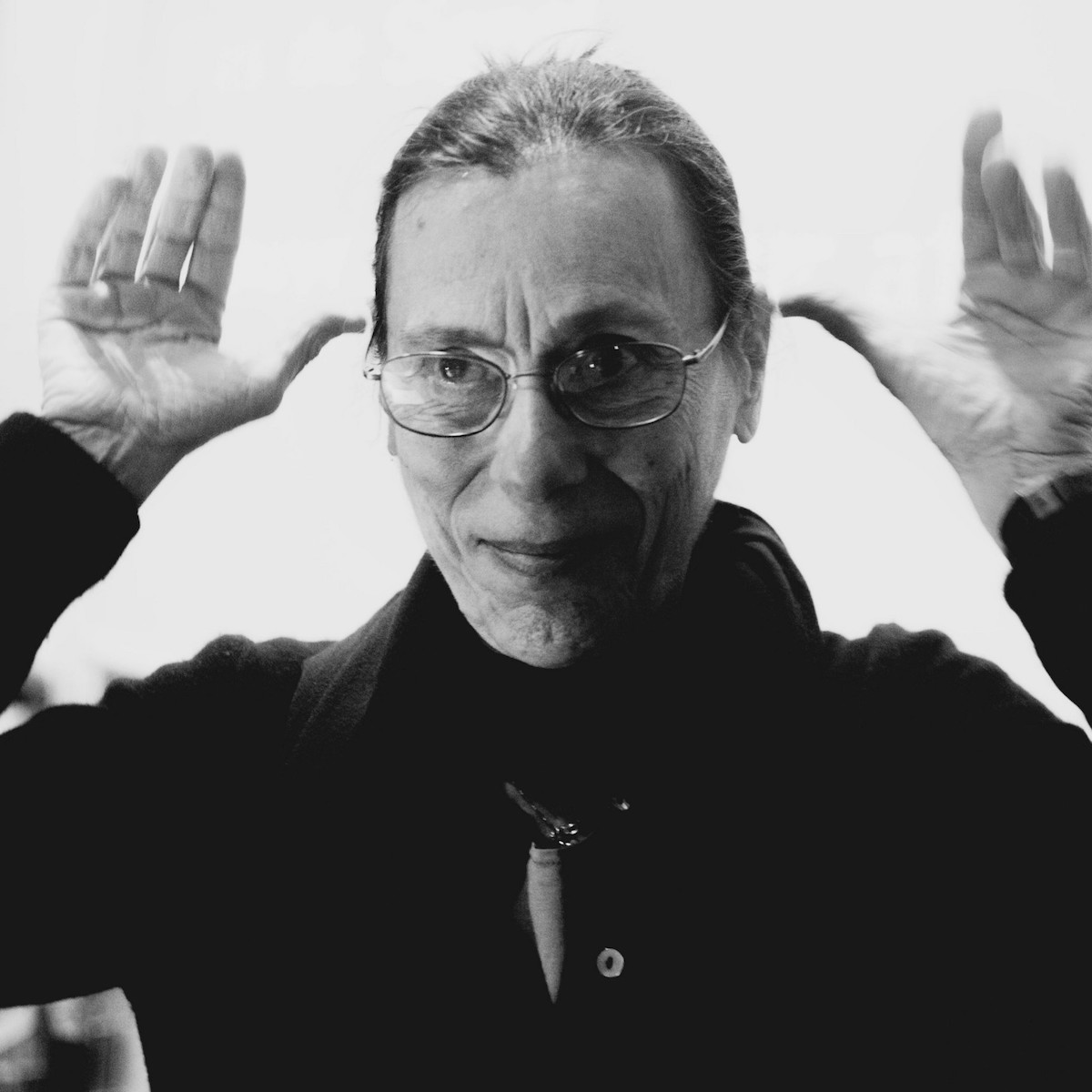 Yvonne Rainer @ Dublin Dance Festival - Photo Daniel Assayag