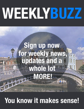 Signup for Dublin Buzz Newsletter!